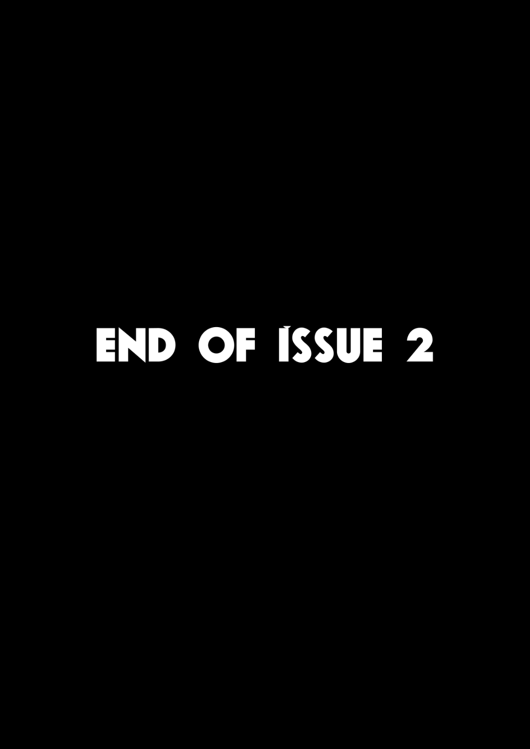 End Card - Issue 2